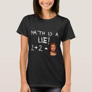 Math Is a Lie! - Women's Tee