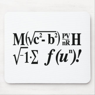 Math is Fun! Mouse Pad