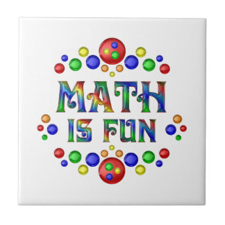 Math is Fun Tile