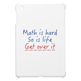 Math Is Hard Cover For The iPad Mini