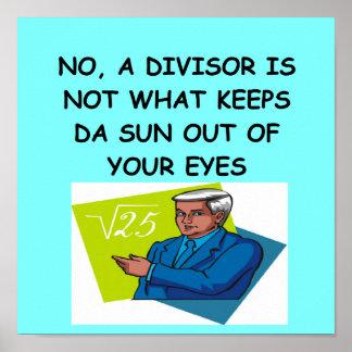math joke poster