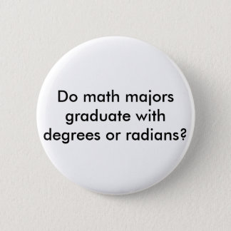math majors button