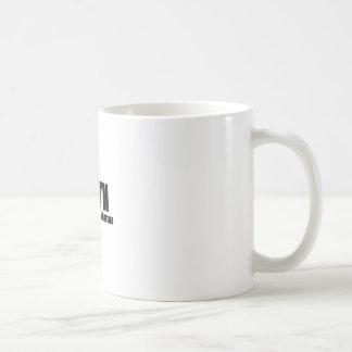 Math. Mental abuse to humans Coffee Mug