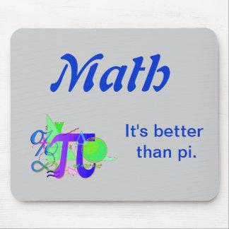 Math mousepad