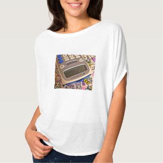 Math nerd Flat & Fabulous T-Shirt
