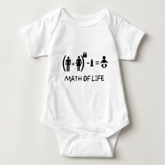MATH OF LIFE TSHIRT