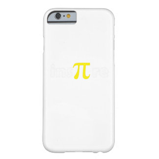 Math Pi Day Gift Shirt Math Lover Barely There iPhone 6 Case