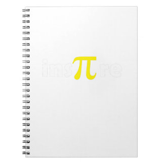 Math Pi Day Gift Shirt Math Lover Notebooks