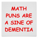 MATH posters
