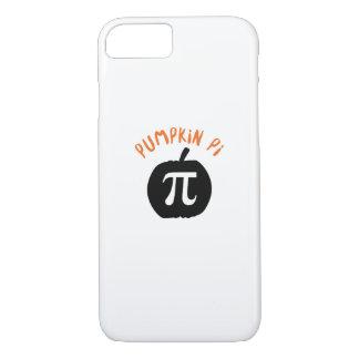 Math Pun Pumpkin Pi Funny Halloweens iPhone 8/7 Case