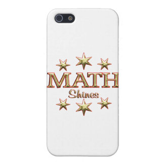 Math Shines Case For iPhone 5