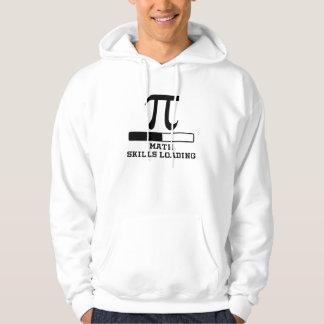 Math Skills Loading Hoodie