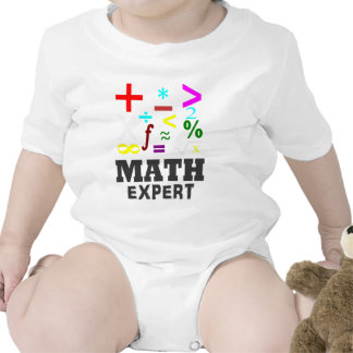 Math Symbols T Shirt