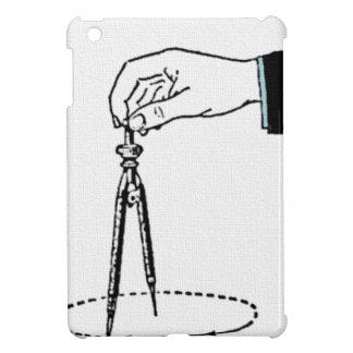 Math Teacher Compass iPad Mini Covers