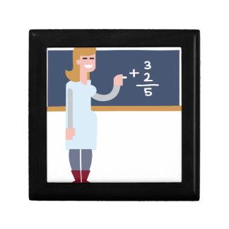 Math Teacher Gift Box