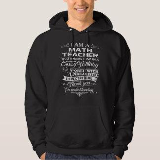 MATH TEACHER HOODIE