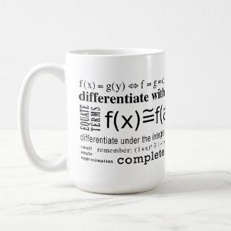 Math Tricks Mugs