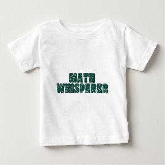 Math Whisperer Shirts