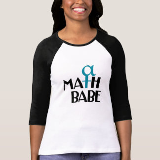 Mathbabe snarky t-shirt