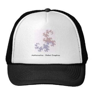 Mathematica - Kabai Graphics Mesh Hats
