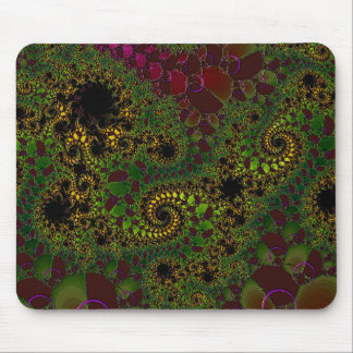 """Mathematical Fantasy  - Number Two"" Mouse Pad"