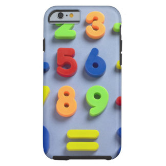 Mathematical magnets tough iPhone 6 case