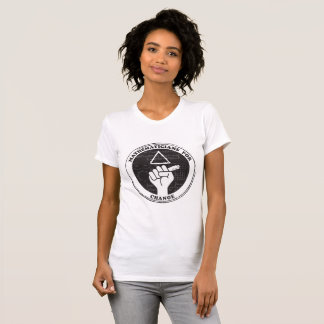 Mathematicians for Change T-shirt