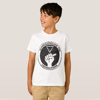 Mathematicians for Connections T-shirt