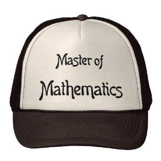 Mathematics Cap