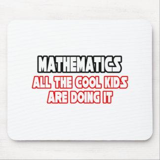 Mathematics...Cool Kids Mouse Mats