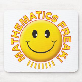 Mathematics Freak Smile Mousepad