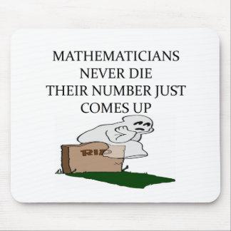 mathematics joke mousepad