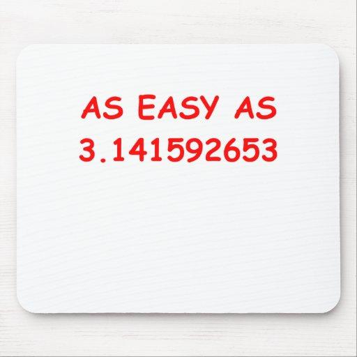 mathematics mouse pads