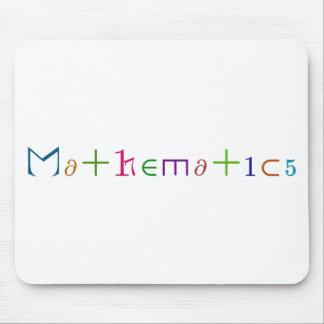 Mathematics Mousepad