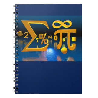 Mathematics Notebooks