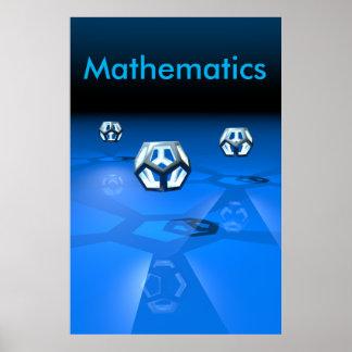 Mathematics poster
