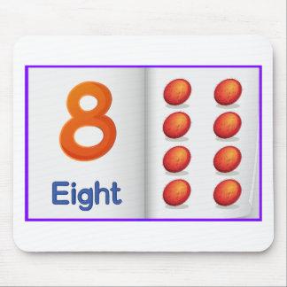Mathematics sheet mouse pad
