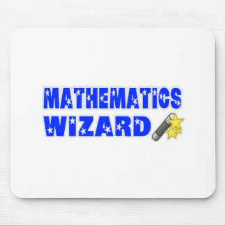 Mathematics Wizard Mousepad