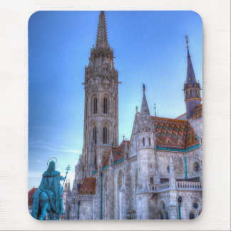 Mathias Church Budapest Mouse Pad
