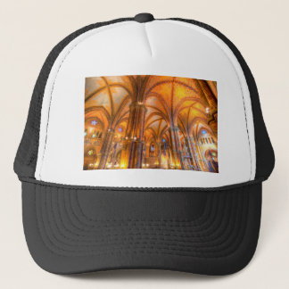 Mathias Church Budapest Trucker Hat