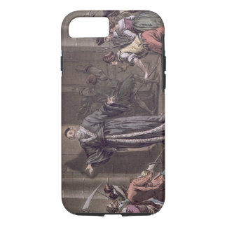 Mathieu Mole (1584-1656) harangued by the people, iPhone 7 Case