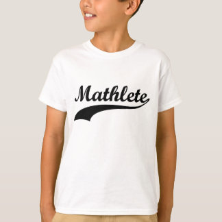 Mathlete Kids T-Shirt
