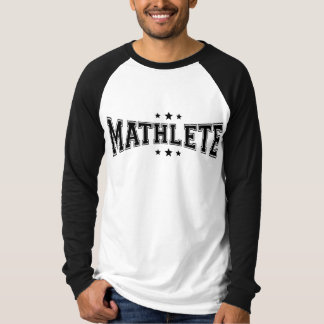 Mathlete - t-shirt