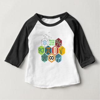 maths baby T-Shirt