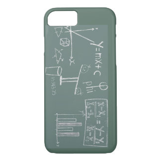 Maths Equation iPhone 7 Case
