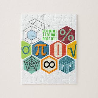 maths jigsaw puzzle