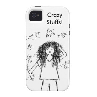 Maths Madness Vibe iPhone 4 Case