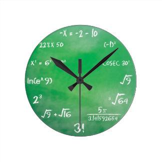 Maths Quiz - Sheldon Cooper Clock