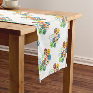 maths short table runner