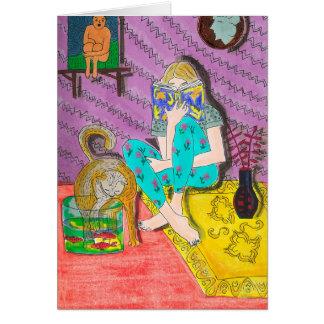Matisse Card